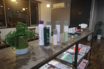 帯広市近郊、音更町にある美容室 TSUGI -ツギ-のギャラリー11