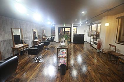 帯広市近郊、音更町にある美容室 TSUGI -ツギ-のギャラリー12