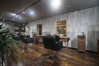 帯広市近郊、音更町にある美容室 TSUGI -ツギ-のギャラリー2