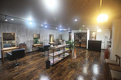 帯広市近郊、音更町にある美容室 TSUGI -ツギ-のギャラリー4