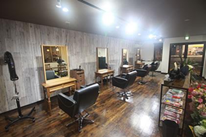 帯広市近郊、音更町にある美容室 TSUGI -ツギ-のギャラリー9
